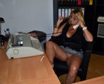 Sexy in the office 4