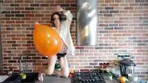 Mishel Kitchen series - Sit pop and blow to pop 8