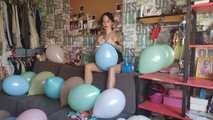 Mishel Full Custom 100 Balloons - Part 4 (Non Popping) 10