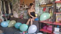 Mishel Full Custom 100 Balloons - Part 4 (Non Popping) 5