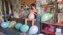 Mishel Full Custom 100 Balloons - Part 4 (Non Popping) 6