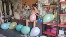 Mishel Full Custom 100 Balloons - Part 4 (Non Popping) 6
