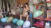 Mishel Full Custom 100 Balloons - Part 4 (Non Popping) 8