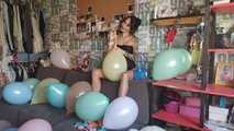 Mishel Full Custom 100 Balloons - Part 4 (Non Popping) 9