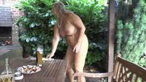 My nudist barbecue 5