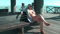 Easter holidays 2015 - Nude at this bridge 9