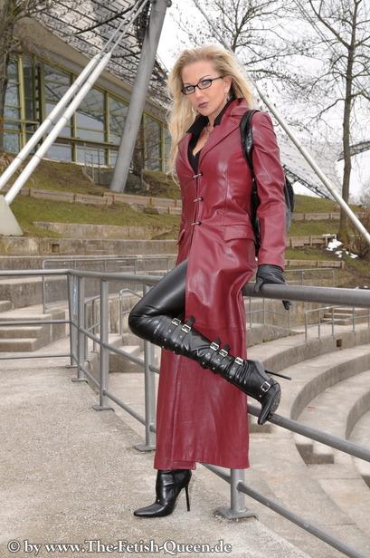 Fetisch heike leather fasyen: