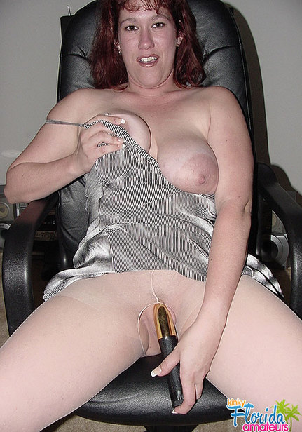 Shirley - Kinky BBW Amateur