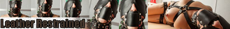 Club Leather Restrained